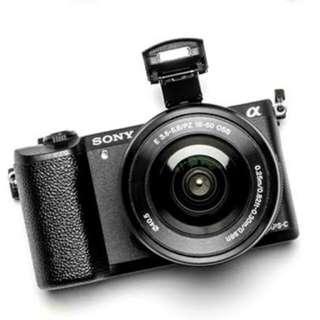 kredit kamera mirorrles sony a5100 promo 0% bisa di tunggu tercepat dan ternurah