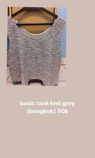 basic tank knit greg