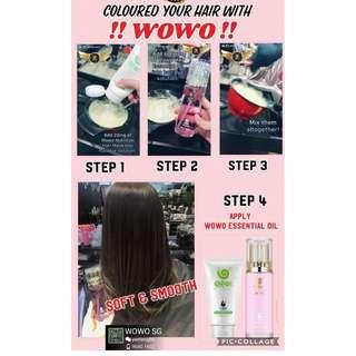 Dull & Dry Hair/ Hair Loss / Oily Scalp/ Hair Dye!!
