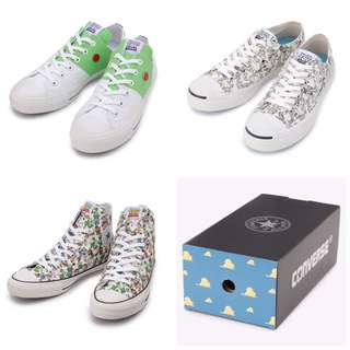 Toy Story X Converse