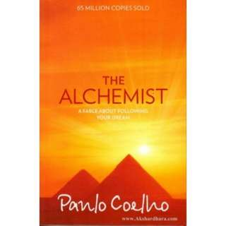 eBook - The Alchemist by Paulo Coelho