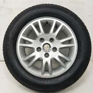15 '' Sport Rim With Tyre 5x114.3 (SR937)
