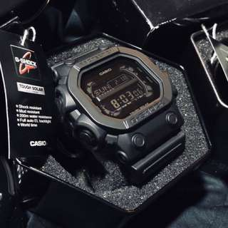Original Authentic GX-56 G-Shock King Tough Solar Military Matte Tactical Stealth Blackout Series! Casio Sale Offer Brand New Full Box! Limited Stock First Come First Served 😎👍