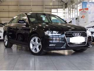 Audi A4 1.8T for personal rental (Non grab/uber)