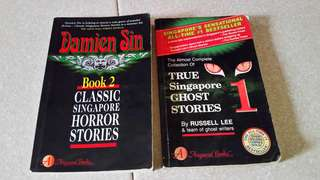 Horror and Ghost Stories