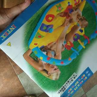 baby pool (intex)