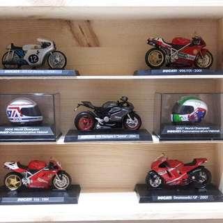 7-11~重型摩托車模型