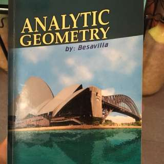 Analytic Geometry Besavilla