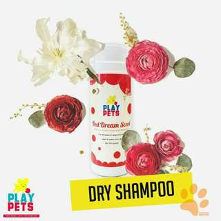 Playpets Dry Shampoo Powder