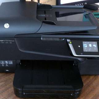 Spoilt HP Printer