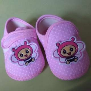 Foc Baby Shoes (size 11-12) prewalker 6mth