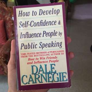 Dale Carnegie - How to develop self-confidence & influence people by public speaking