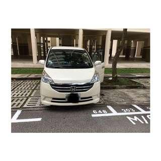 Honda Stepwagon 1.5 Auto G 8-seater