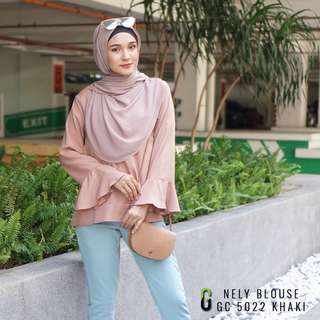 NELLY  BLOUSE CODE : 5022