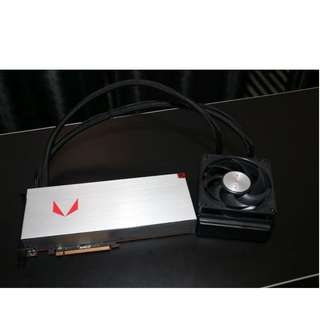 RADEON RX VEGA 64 WAVE 8G (LIQUID COOLED)