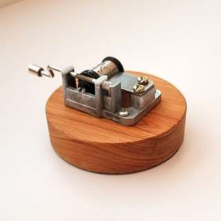 Greensleeves Music Box