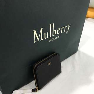 Mulberry small wallet
