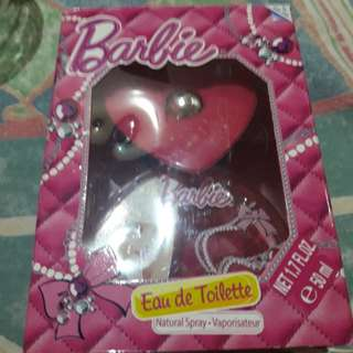 Barbie Perfume Authentic