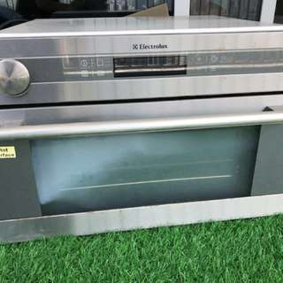Electrolux Combination Stream Oven Built-in Model:EOK96030X