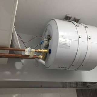 Storage heaters Installtion