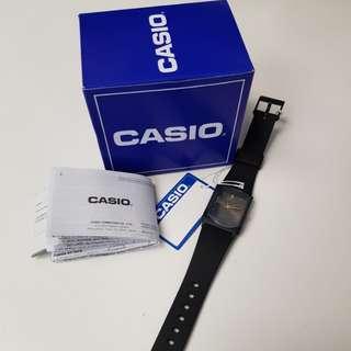 BN Casio MQ38-1A Classic Analog Watch