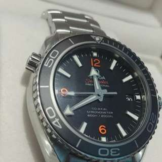 Omega planet ocean  8500  42mm not seiko tudor rolex