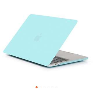 Mac book Matte hard cover