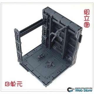 Gundam Base Diorama set B