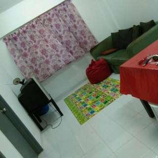 Sewa Bilik Bukit Jalil (Apartment Sri Rakyat)