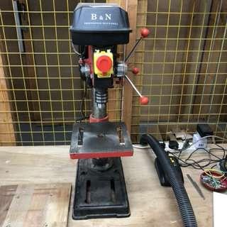 B & N 375W drill press