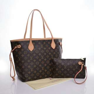 LOUIS VUITTON  Neverfull*