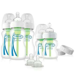 Dr. brown feeding bottle 5pcs