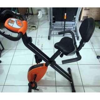 Excider Bike Sandara - sepeda Fitnes Magnetic Xbike