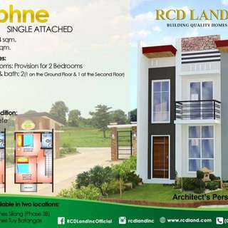 SINGLE DETACHED HOUSE AND LOT