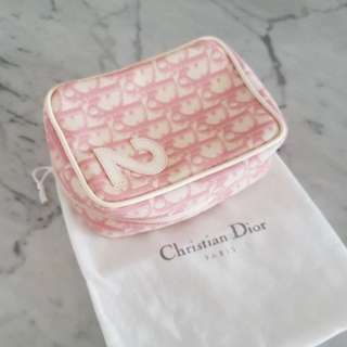 Authentic Dior Misc Pouch