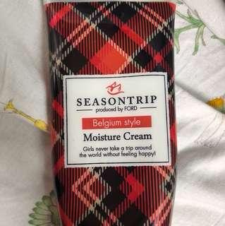 Seasontrip moisture cream 護手霜 日本日幣1400元帶回