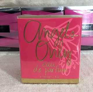Victoria's Secret ANGELS ONLY  Eau De Parfum  50ml/1.7oz