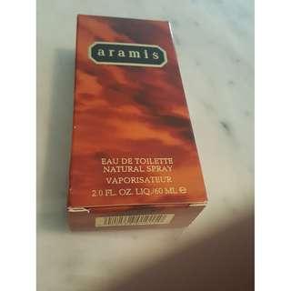 Aramis Eau De Toilette Natural Spray Vaporisateur 2.0 Fluid Oz/60 ml