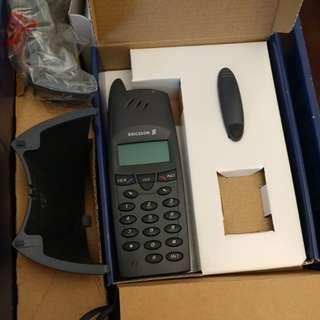 絕版 Ericsson 337 款 室內無線電話
