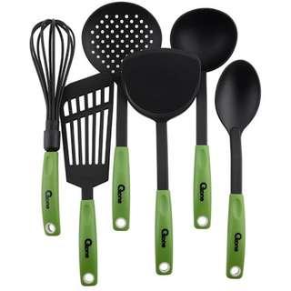 Sendok masak spatula NYLON Oxone 953 murah