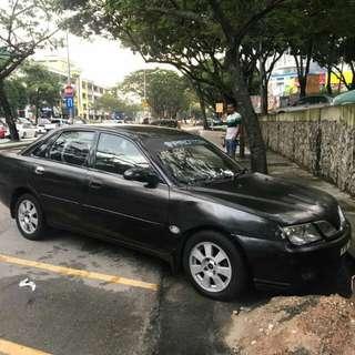 Waja 1.6 auto 2001