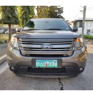 Ford Explorer 2013 4.0 Limited 4x4