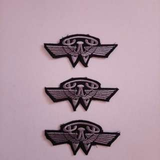 "Patch ""Wings"""