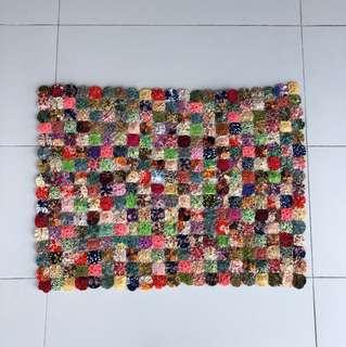 Handmade Vintage Mat