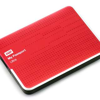 1TB WD My Passport Ultra