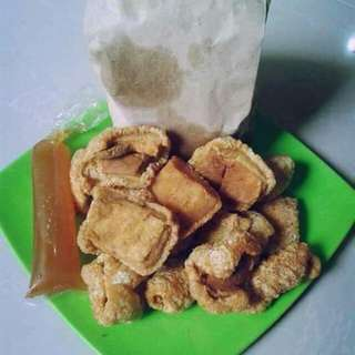 Chicharong Bagnet