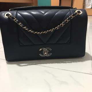 Chanel mademoiselle flap 2017 winter act