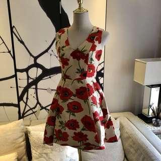 Alice+ Olivia Tanner Astmmetrical Dress