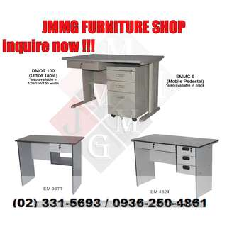 Office Table_With Drawers ( Office Partition )