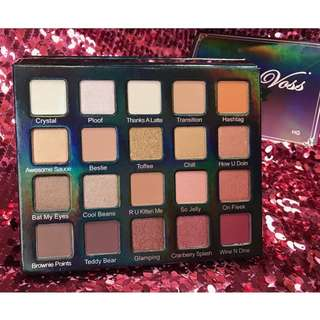 Violet Voss Holy Grail Pro Eyeshadow Palette Holographic Packaging NEW & AUTHENTIC (NO OFFERS) FREE SHIPPING